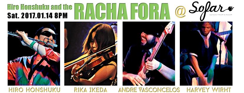 Racha Fora Solar Sound 2017-01-14