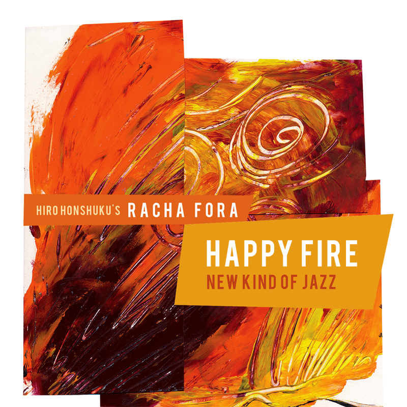 Happy Fire - CD Cover