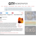 Happy Fire City News Review
