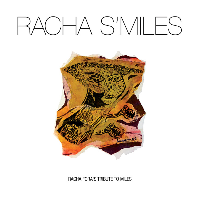 Racha S'Miles CD Front Cover